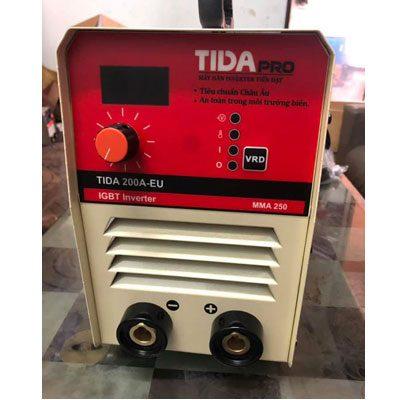 Máy hàn que điện tử tiến đạt TIDA 200A EU