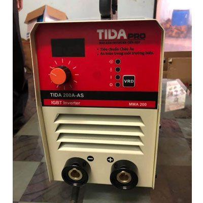 Máy hàn que điện tử tiến đạt TIDA 200A AS